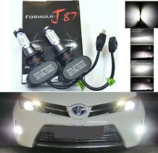 LED Kit N1 50W H7 6000K White Two Bulbs Head Light High Beam Replacement Upgrade