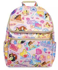 2020 Disney Store Princess Backpack NWT