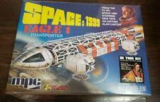 Mpc Space:1999 Eagle 1 Transporter Model Kit Amt New Mpc791 Set Auto World