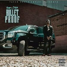 """YOUNG DOLPH- """"BULLET PROOF"""" OFFICIAL  MIX CD... 2017.. HOT!!"""