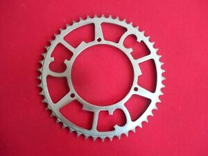 Vintage Rare CHATER LEA Steel CHAINRING 50T, 116 BCD, 3 Hole 3/32 Chain, ENGLAND