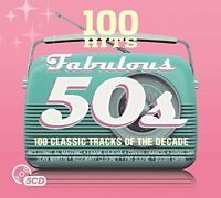 100 Hits - Fabulous 50s [CD]