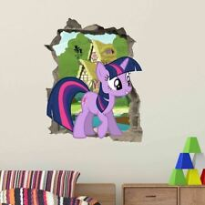 My Little Pony Twilight Sparkle wall Kids Girls Bedroom Decal Wall Sticker Gift