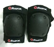 Pair- Mint Razor Knee Pads Rollerblade Skateboard Protective Gear Youth M Medium