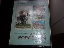 LIVRE -- ANTIQUE PORCELAIN - PORCELAINE ANCIENNE