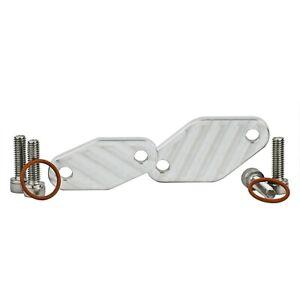SAI Block-off Kit for Volkswagen VW MK5 & MK6 2.5L 5 Cylinder Rabbit Golf Jetta