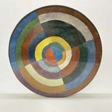 Vintage Round Springbok Puzzle Simultaneous Disk 1970 Robert Delaunay New Sealed