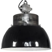 Alte Industrielampe aus Polen - komplett renoviert - LOFT BAUHAUS FABRIK lampe