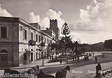 # ORISTANO: PIAZZA ROMA     1954