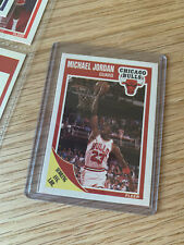 Near Complete Fleer 1989 NBA Basketball Trading Card Set Inc Michael Jordan