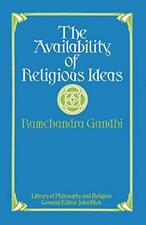 The Availability of Religious Ideas, Gandhi, Ramchandra 9781349015757 New,,