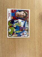 2005 Panini Lionel Messi Liga este Champions league Rookie RC Sticker SUPER RARE