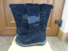 CATERPILLAR  Women's Molten  Fur Trimmed Boots  uk 4 BNIB