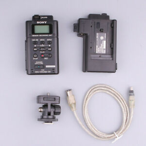 **USED**SONY HVR-MRC1 Memory Recording Unit + HVRA-CR1 eBay#2021041