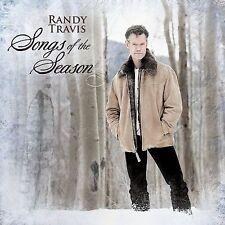 RANDY TRAVIS - Songs of the Season (CD, Sep-2007, Word Distribution)