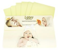 Baby Scented Luxury Drawer Liners Ideal babies Shower Gift 120gsm Original !