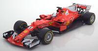 1:18 Bburago Ferrari SF70H Vettel 2017