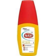 Autan Protection Plus zeckenschutz Pump spray 100 ml