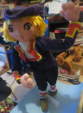 24 Inch Hand Made Puppet String Puppet Type From Quebec Canada His Name Is Joel