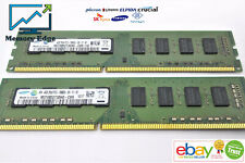8GB KIT RAM FOR Lenovo ThinkCentre M81 (2x4GB memory) (B22)