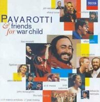 Luciano Pavarotti & friends for war child (1996) [CD]