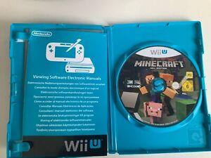 Minecraft: Wii U Edition (Nintendo Wii U)