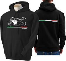 Felpa per moto DUCATI 1098 hoodie sweatshirt bike hoody Hooded sweater