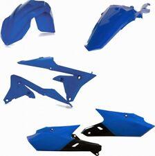 Blue Plastic Kit Plastics Fits Yamaha WR250F 2015 2016 2017 2018