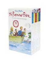 Famous Five: 1-5, Blyton, Enid, New