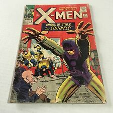 X-MEN #14 1st SENTINELS Appearance Marvel Silver Age Key Good G