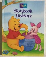 MOUSE WORKS WINNIE THE POOH STORYBOOK TREASURY Hardcover Book Stocking Stuffer