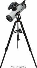 Celestron - StarSense Explorer 114mm Newtonian Reflector Telescope - Silver/B.