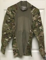 US Army Combat Shirt Flame Resistant Multicam Size XS New Condition Without Tags