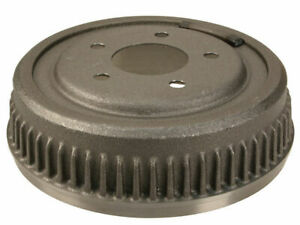 Rear AC Delco Brake Drum fits Chevy C1500 1988-1999 26FQDT
