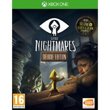 Little Nightmares Deluxe Edition Xbox One Xb1 Release