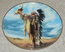 Prayer to The Great Spirit Plate American Indiaan Heritage Foundation Museum
