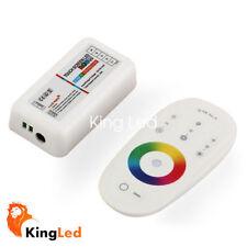 Kit Controlador Tactil Mi Light RGB Wifi RF Milight 10A 12V-24V Strip Led 0618