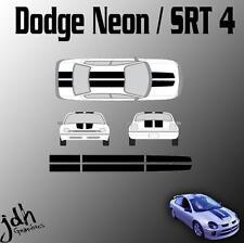 3rd Brake Light Decal Sticker fits 00 01 02 03 04 05 DODGE NEON SRT4