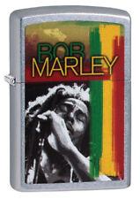 Zippo Lighter ● Bob Marley ● 60003925 ● Neu New OVP ● A225