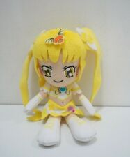 Heartcatch Pretty Cure! Precure SUNSHINE Banpresto UFO Plush 2010 Japan 47162