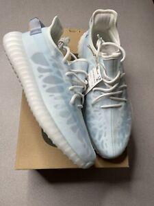 "Adidas Yeezy Boost 350 V2 ""Mono Ice"" Mens Size 11.5 GW2869"
