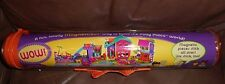 Polly Pocket Place Magnet Play Mat MagnetCool with Carrying Case Excellent  EUC