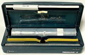 Deni Freshlock II Vacuum Sealer Model 1531