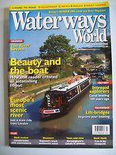 Waterways World magazine. Vol. 37. No. 2. February, 2008. Beauty and the Boat.