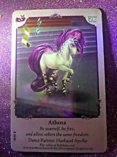 BELLA SARA TRADING CARD-ROYALTY SERIES-SHINY FOIL-S54//55 SHAHAZAR CASTLE