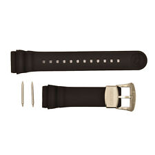 SEIKO Original SRP777 22mm Black Watch band Strap R02F011J9