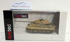 Artitec 1/87: 387.19-CM Armored Car VI Tiger II Henschel,Zimmerit,Camouflage