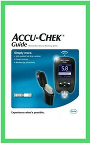 Accu-chek Guide Blood Glucose Monitor (FAST EXPRESS POSTAGE)-dispatched next day