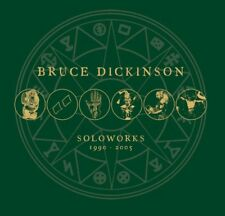 Bruce Dickinson - Soloworks - New 6 Album LP Box Set - Pre Order - 27th October