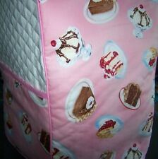 Luscious Desserts Quilted Cover - KitchenAid Mixer New